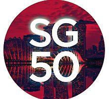 Celebrating SG50 by furanzu