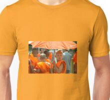 The Young Monk  Unisex T-Shirt
