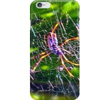 Oh What A Tangled Web We Weave! iPhone Case/Skin