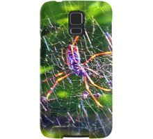 Oh What A Tangled Web We Weave! Samsung Galaxy Case/Skin