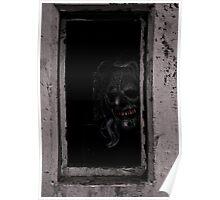 Dark Window Poster