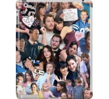April and Andy - Parks and Recreation iPad Case/Skin