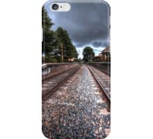 Train station, Exeter. iPhone Case/Skin