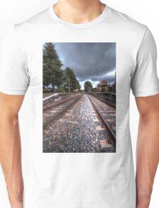 Train station, Exeter. Unisex T-Shirt