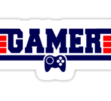 Top Gamer Sticker