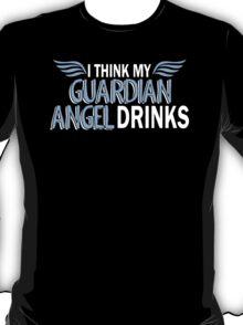 Angel Drinks Mens Womens T-Shirt / Hoodie T-Shirt