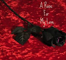 A Rose For My Love  by Linda Miller Gesualdo