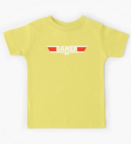 Top Gamer Kids Tee