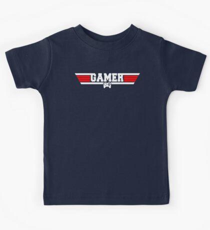 Top Gamer Kids Tee