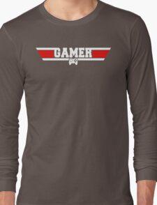 Top Gamer Long Sleeve T-Shirt