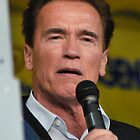 That one bad moment: Arnold Alois Schwarzenegger by Lenny La Rue, IPA