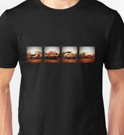 Rust To Dust Unisex T-Shirt
