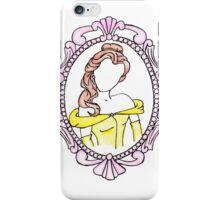Belle Cameo iPhone Case/Skin
