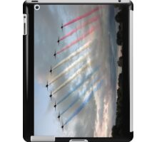 Red Arrows - Arrival iPad Case/Skin
