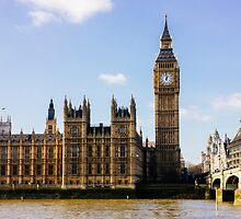 Houses of Parliament by PatiDesigns