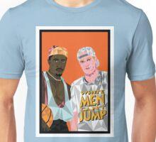 White Men Can't Jump - Geometric Poster Unisex T-Shirt