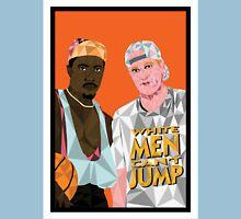 White Men Can't Jump - Geometric Poster T-Shirt