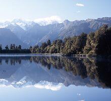 Mirror Mirror Lake by MartineDF