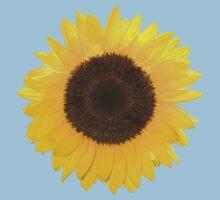 Sunflower Baby Tee