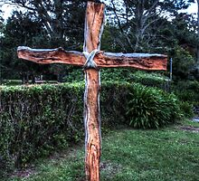 This Old Rugged Cross. by Ian Ramsay