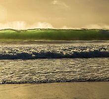 Green Breaker by Bruce Reardon