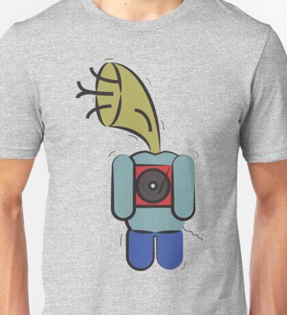 Gramophone Man Unisex T-Shirt