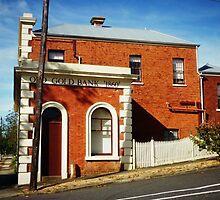 Old Gold Bank - Creswick, Vic. by EdsMum