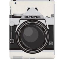 Olympus OM1 35mm slr iPad Case/Skin