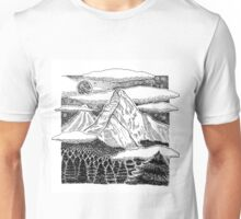 The Misty Mountains Unisex T-Shirt