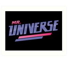 Mr. Universe Tshirt // Steven Universe Art Print