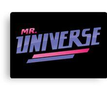 Mr. Universe Tshirt // Steven Universe Canvas Print