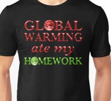 The benefits of Global Warming IV Unisex T-Shirt