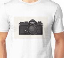 Nikon FE 35mm slr Unisex T-Shirt