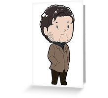 Tiny Will 06 Greeting Card