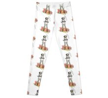 Retro Cowgirl Leggings