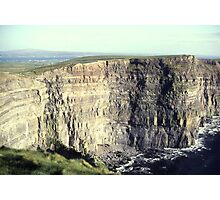 Cliffs Of Moher, Ireland. Photographic Print