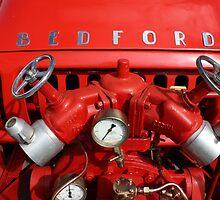Bedford Light Pump - Business End by Kyle Parker