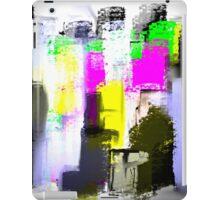City Abstract iPad Case/Skin