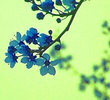Feeling Blue by serpentwhisper