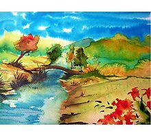 Fantasia  - Fantasy Landscape Photographic Print
