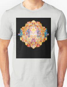 Mandala - Psychedelic Geometry  T-Shirt
