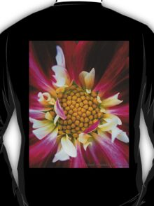 Red and Yellow Flower T-Shirt