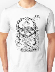 Peacock#2 T-Shirt