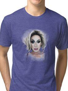 Alaska (no background) Tri-blend T-Shirt
