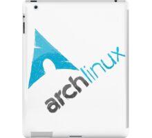 Arch Linux Logo iPad Case/Skin