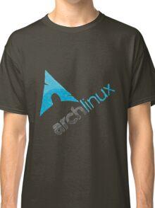 Arch Linux Logo Classic T-Shirt