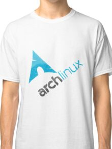 Arch Linux Logo Classic T-Shirt