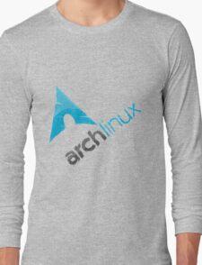 Arch Linux Logo Long Sleeve T-Shirt