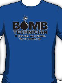 Bomb Tech Mens Womens Hoodie / T-Shirt T-Shirt