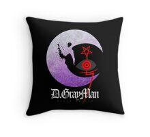D.Gray Man Throw Pillow